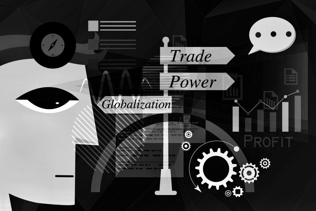 O comércio internacional como competição pela supremacia mundial