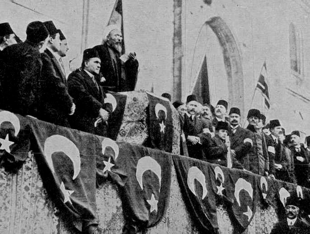 A Política Externa da Turquia face a Israel: o regresso da ambição otomana