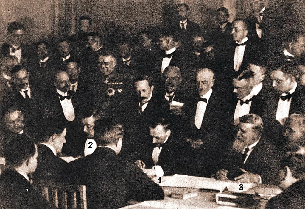 A I Guerra Mundial: raízes e consequências