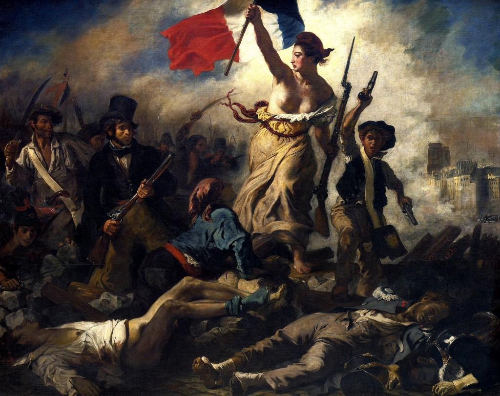O atentado terrorista ao Charlie Hebdo e os valores da República Francesa