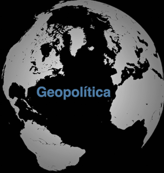 Geopolítica: as grandes questões do mundo contemporâneo (2015-2016)