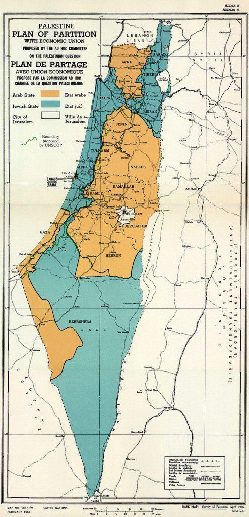 O Conflito Israelo-Palestiniano numa Perspectiva Histórica e Política