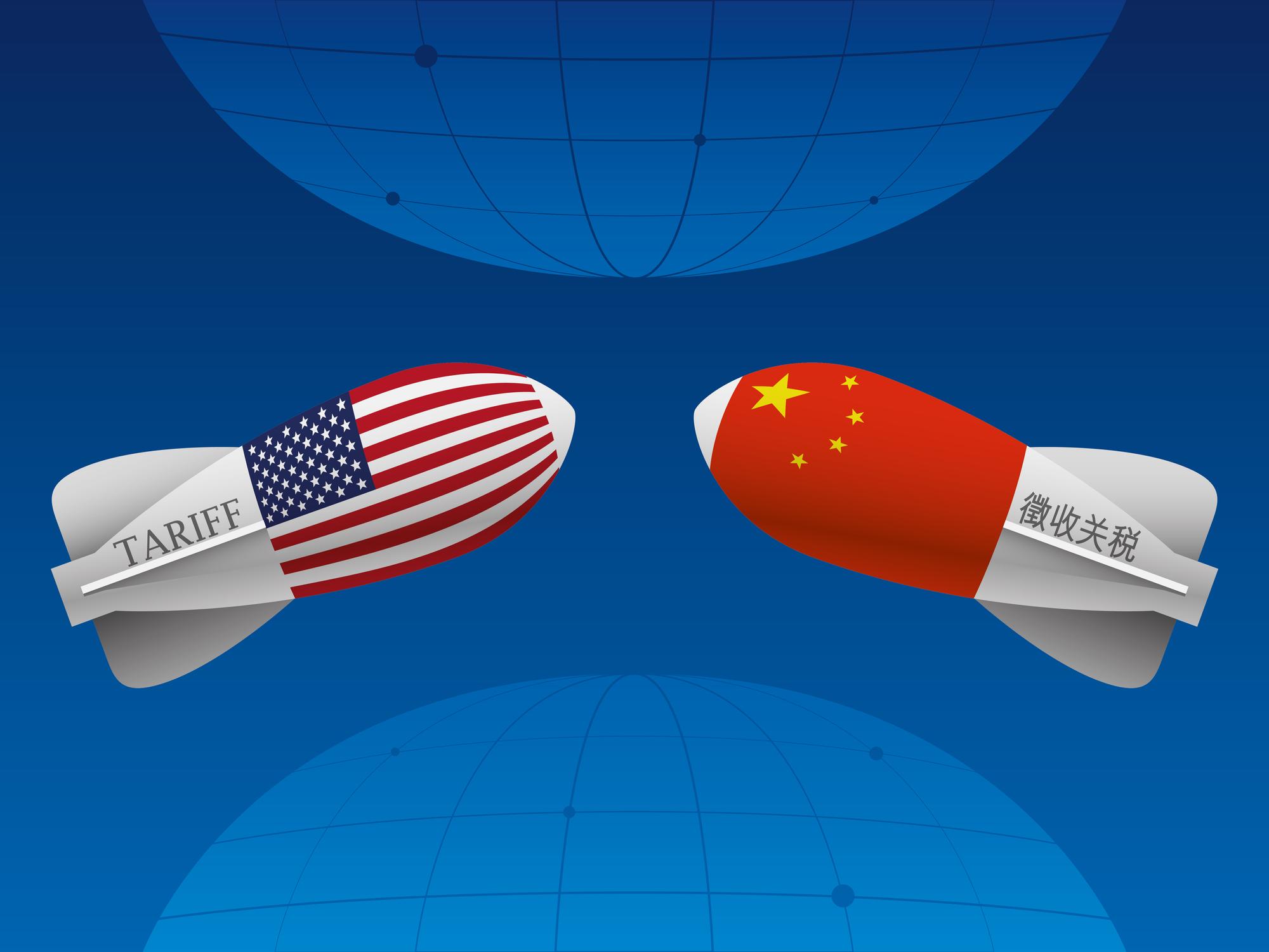 A guerra por outros meios EUA-China, ano I