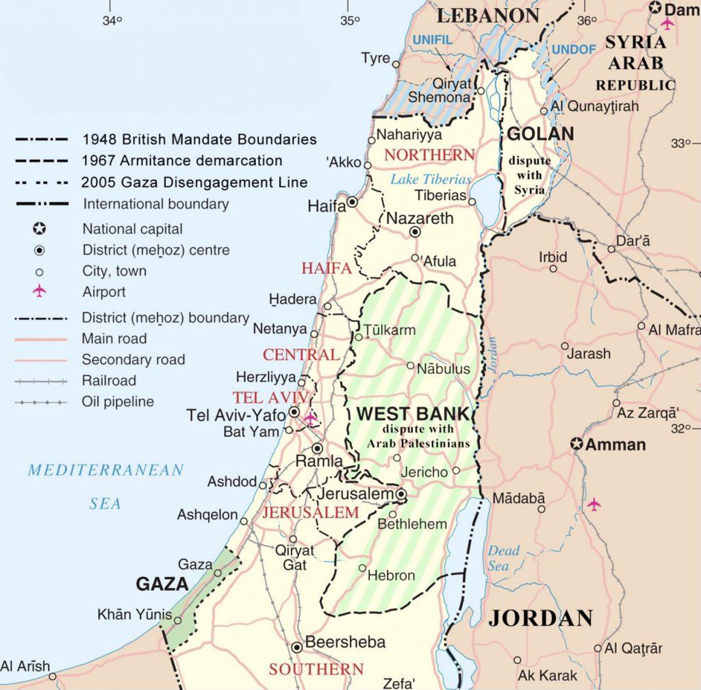 O conflito Israel-Hamas: questões incómodas para os protagonistas