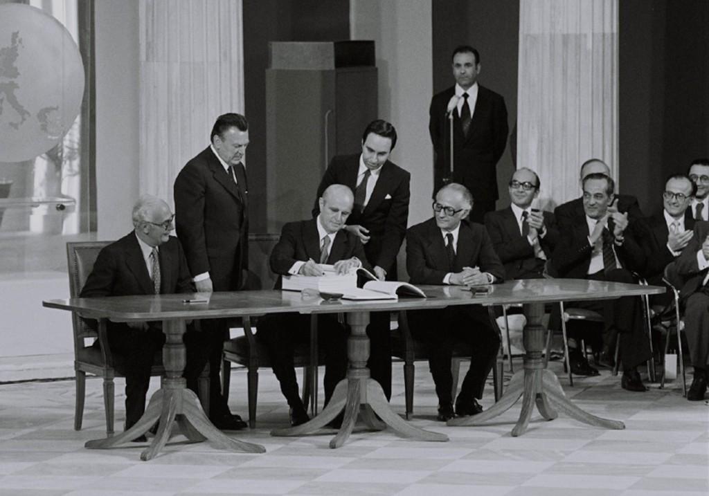 Adesão da Grécia às Comunidades Europeias