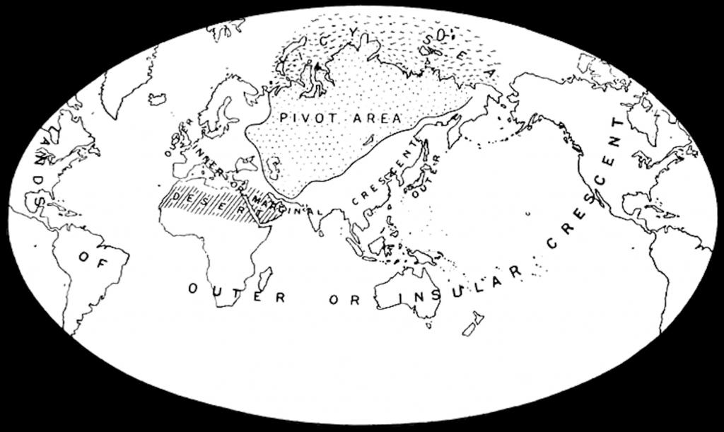 A Geopolítica clássica revisitada