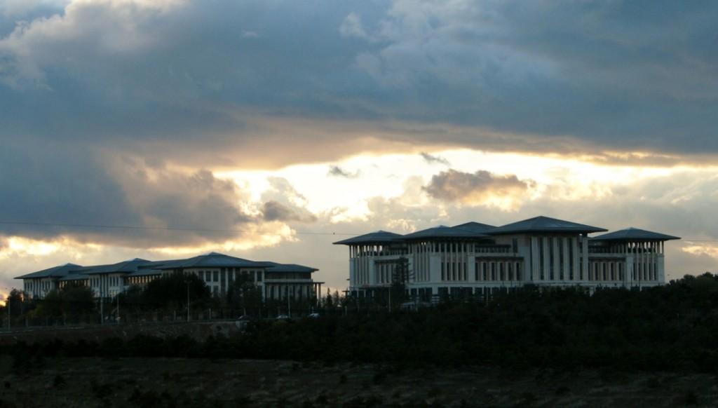 Palácio presidencial, Ancara