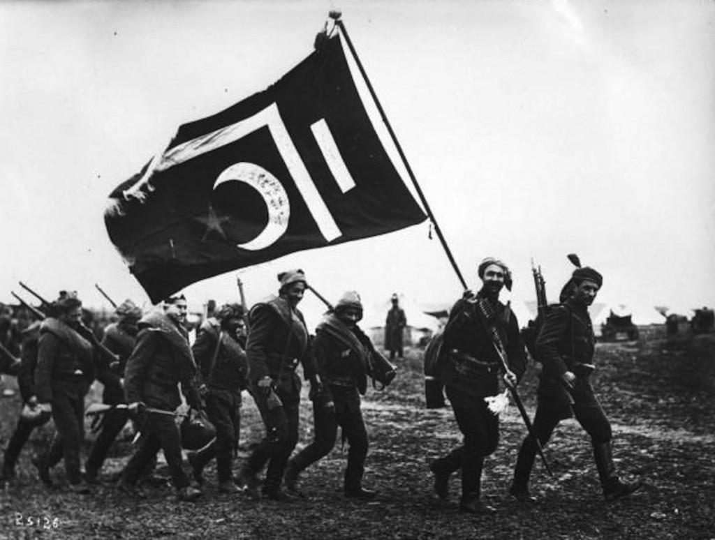 A memória otomana nos conflitos dos Balcãs