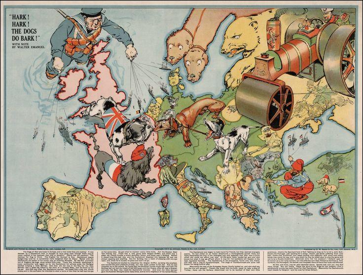 A Europa está em guerra?